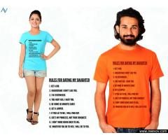 Cotton T Shirts for women and girls with quality clothes
