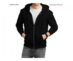Mens Grabbing Hoodies with cotton cloth