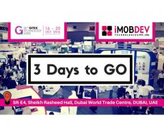 iMOBDEV is all prepared to display IT services @ GITEX 2016
