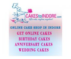 online cake delivery shop in Indore