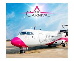 Air Carnival-Flight Ticket Bookings And Fares.