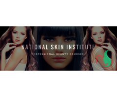 Cosmetology courses @ National Skin Institute