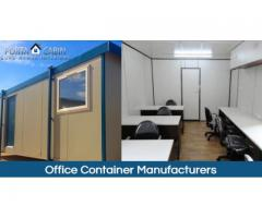 Searching Office Container Manufacturers Then Reach Us