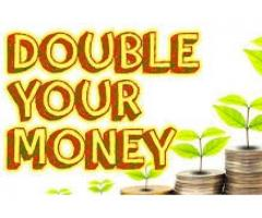 Make your money double within 10 month by trading