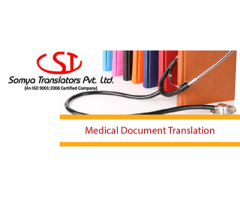 Clinical translation services in Delhi, India