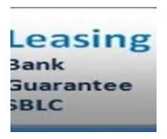 BG SBLC MTN LEASE AND SALES OF BANKING  INSTRUMENT