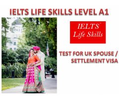 ielts life skills test in moga,ludhiana
