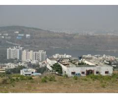 Pushpa Lake View Plot available in Katraj