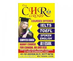 NANNY COURSE IN JALANDHAR