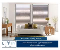 Kitchen County Blinds