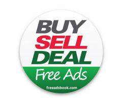 Post Free Ads - Buy Sell Trade Online