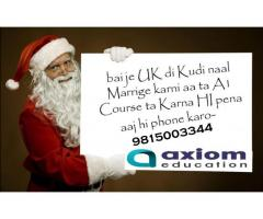 UKVI approved life skills test in ludhiana