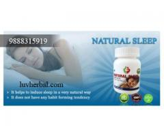 Get rid of Insomnia by Natural Sleep Capsules