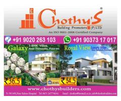 Chothys Builders Projects@Trivandrum CONTACT US: 09020263103