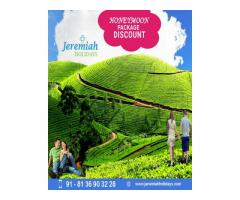 Jeremaih Holidays, The No.1 Travelling website in india