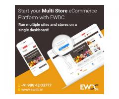 Multi Store eCommerce Website for Retailers