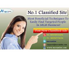 Benefits Of Online Classified Ads For Network Marketing Business!