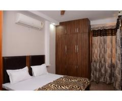 Two bhk Service Apartment Near Nehru Place