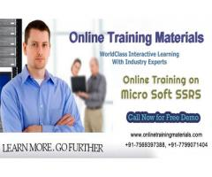 Microsoft SSRS Online Training in india