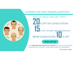 Hair Growth Treatment In Hyderabad | Radiance