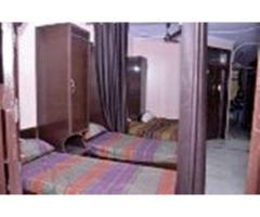 Girls Paying guest available on four sharing basis in Govind puri.