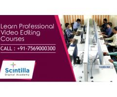 Best institutes for video editing course in India