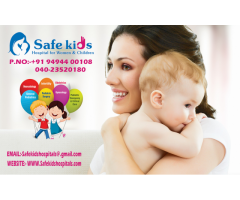 Safekidshospitals | Best Women and Child Hospital in Hyderabad