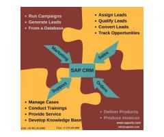 Learn SAP CRM Modules Online Training in Pune.