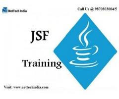 Java Server Faces Training Institute | JSF Certification | NetTech India