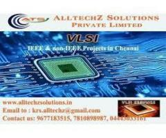VLSI Project Center in Velachery