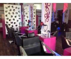 Black Beauty Salon in Mohali