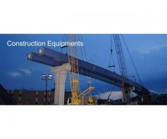 Wholesale Dealers For Construction Equipments In  AP  and TELANGANA
