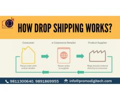 drop shipping company in india