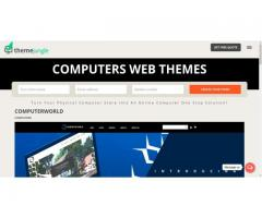 Get Free computerworld Website Templates Online for Business From ThemeJungle