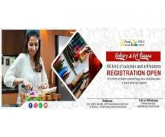 Best cooking classes in Indore