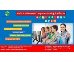 Short Term Basic and Advanced Computer Summer Training in Delhi NCR