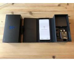 SAMSUNG GALAXY S9 PLUS FOR SALE AT AFFORDABLE PRICE