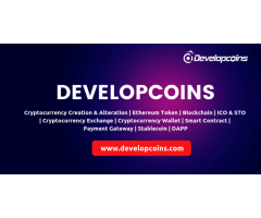 Cryptocurrency Development Company | Developcoins