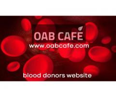 blood donors website,urgent blood requirement,need blood